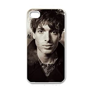iPhone 4 4s White Cell Phone Case HUBYLW3368 Paulo Nutini Phone Case For Girls