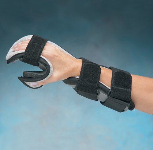 Progress Neutral Resting Splint, Size: M, Left by North Coast Medical
