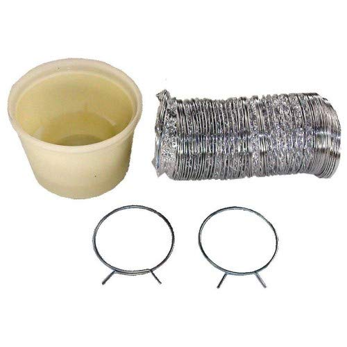 dryer vent outdoor lint trap - 6