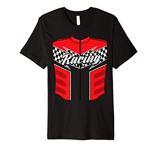 (Cute Race Car Driver Halloween Costume Shirt Drag Racer)