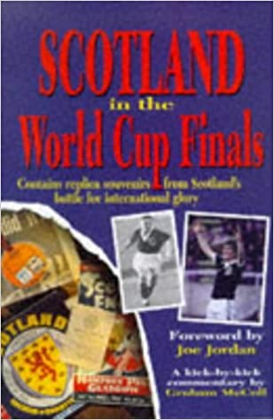 Book Scotland in the World Cup Finals