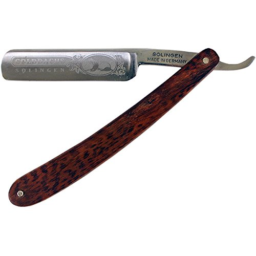Snakewood Shaving Knife 1pc razor by Gold-Dachs