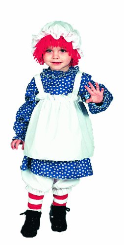 Raggedy Ann Child 4 To 6 -