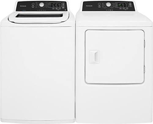 Frigidaire Laundry FFTW4120SW FFRE4120SW Electric product image