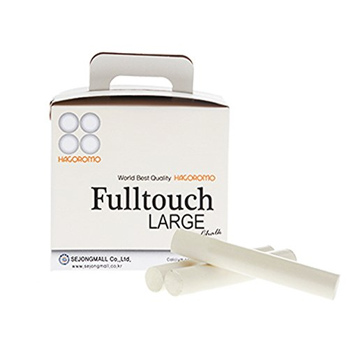 5 Pcs // White HAGOROMO Fulltouch Color Chalk 1 Box