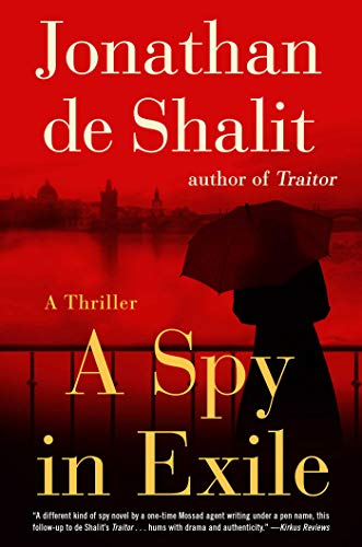 Image of A Spy in Exile: A Thriller