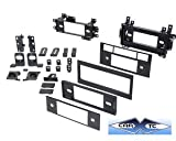 Stereo Install Dash Kit Ford Festiva 88 89 90 91 92 93 (car radio wiring inst...