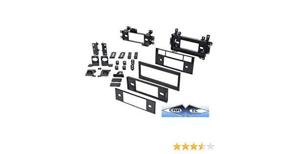 Amazon Stereo Install Dash Kit Ford Pickup 83 84 85 86 Car Rhamazon: 1986 Ford Radio Wiring At Gmaili.net