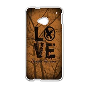 Character Phone Case The hunger games For HTC One M7 NC1Q02346