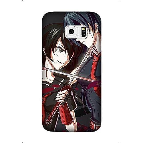 Natalie Sanders (TM) Design Samsung Galaxy S7 Anime Akame Ga Kill! Pattern Case, Slim Fit Samsung Galaxy S7 Case Sales