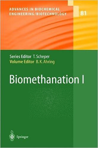Descargar gratis Biomethanation I Epub