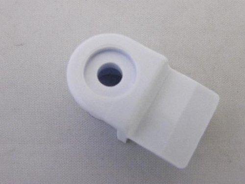 Door Glass Retainer: Hotpoint Original Part Hotpoint 93 Series, TL Series, 95 Series, 97 Series, 99 Series, WD Series, WM Series tumble dryer, washing machine & washer dryer door glass retainer Genuine: CREDA CRUSADER , EXPORT 37594,