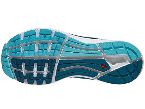 Salomon Sonic Blue Curacao Femme 000 Safety Max Bleu Route Chaussures Lagoon Yel de Deep W Ra rrqCwxgf