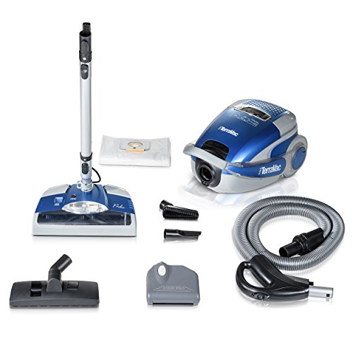 Prolux TerraVac Deluxe Series Vacuum Cleaner with HEPA Filtration