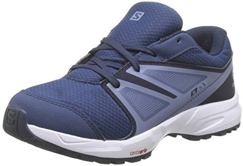 Salomon Sense CSWP J, Zapatillas de Trail Running Unisex Niños: Amazon.es: Zapatos y complementos