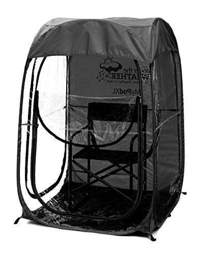 Under the Weather MyPodXL Black (Up Sports For Pop Tent)