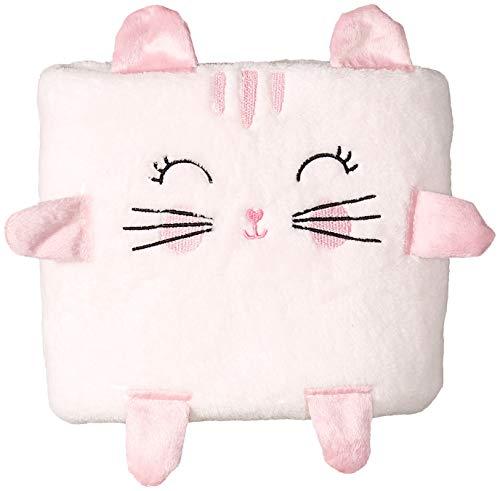 Rene Rofe Baby Baby Newborn Unisex Roll Up Plush Blanket, Pink, One Size