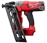 Milwaukee Electric Tool 2742-20 M18, Fuel, 16 Gauge, Angle LED Finish Nailer