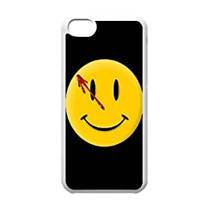 iPhone 5c Cell Phone Case White Watchmen logo Kqhbh