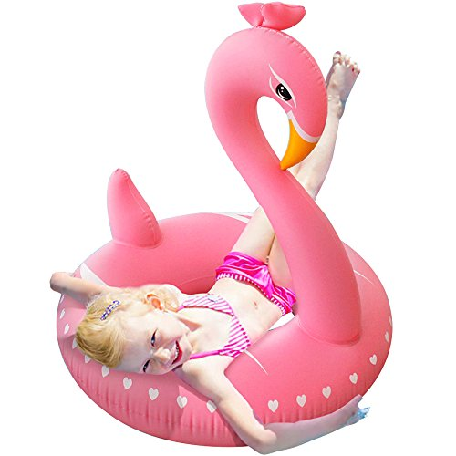 Pool Float Swimming, Inflatable Float Ring for Kids, Childre