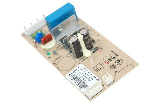 Beko Fridge Freezer Control Board Module Assembly. Genuine Part Number 4360620185