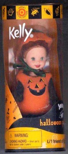 (Mattel 2000 Jenny Halloween Party Kelly and Friends Barbie)