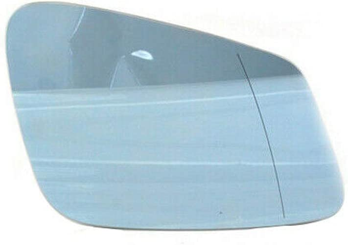 Pair Ricoy Pair Blue tinted Rearview Heated Wing Side Mirror Glass For F01 F07 F10 F11 F18 F20 F30 F32 F34 F36