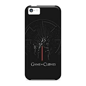 XiFu*MeiMycase88 Perfect Cases For iphone 5/5s/ Anti-scratch Protector Cases (game Of Clones)XiFu*Mei