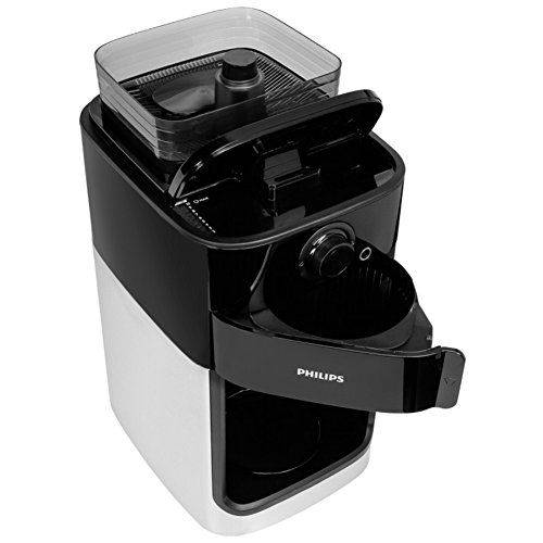 Philips Coffee Maker Espresso Machine Grinder HD7761 Black 1.2L Drip Coffee 220V - Buy Online in ...