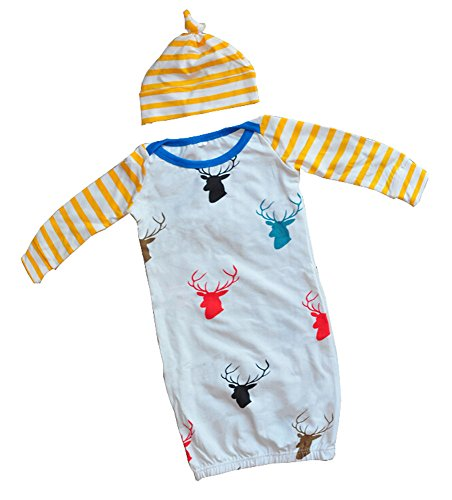 Aliven Newborn Bodysuit Jumpsuti Sleeping product image