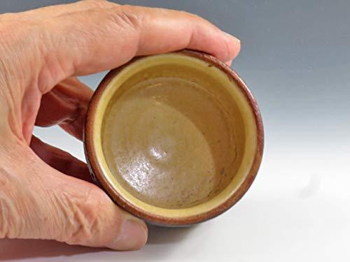 Japanese Pottery Sake Cup (Fushina-Yaki) by Fujina-Yaki (Image #2)