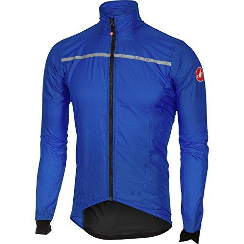 Castelli Superleggera Jacket - Men's Surf Blue, XL