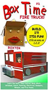 Box Time #2 Fire Truck [VHS]