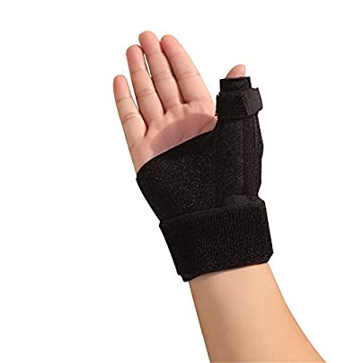 Three-Finger Wristband Prevent Sprain Protector Protect Mouse Hand Wrist Female Arthritis and Carpal Tunnel Estimated Price £16.98 -