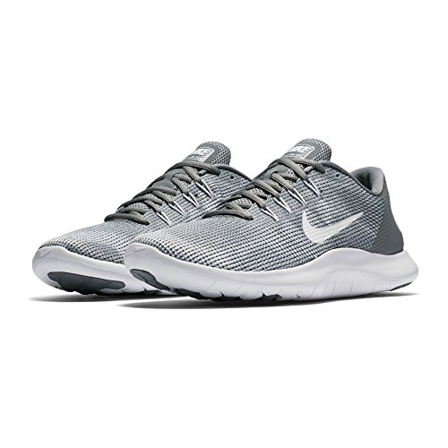 best sale cheap online NIKE Men's Flex 2018 Rn Running Shoe Cool Grey/White explore cheap online free shipping manchester great sale affordable LgYRVTwO