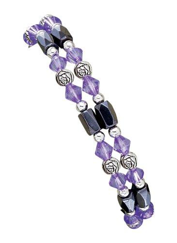 Set of 2 Magnetic Bracelets