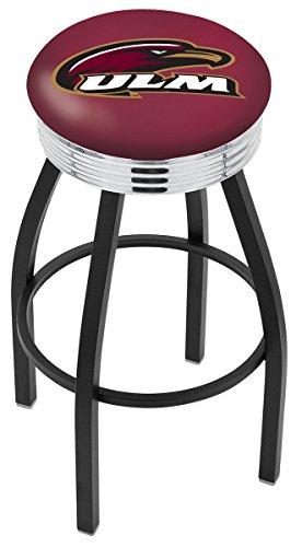 Louisiana-monroe Bar Stool-l8b3c - L8b3c25la-mon - Chairs Table College Stool L8B3C25LA-MON