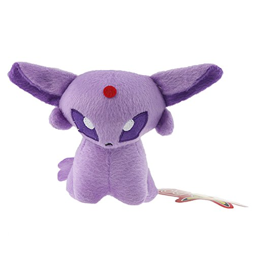 [5 inch, #196 Espeon Psychic Eevee Mini Plush Toys Stuffed Doll] (Spawn Costume For Kids)
