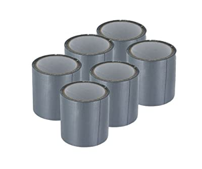 "VAS 6 PK Emergency Survival Tactical 100MPH Duct Tape - 2"" x 65"""