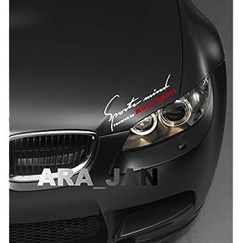 Car Front Hood Grille Emblem White LED Logo Light For ALL Dodge Car Sticker