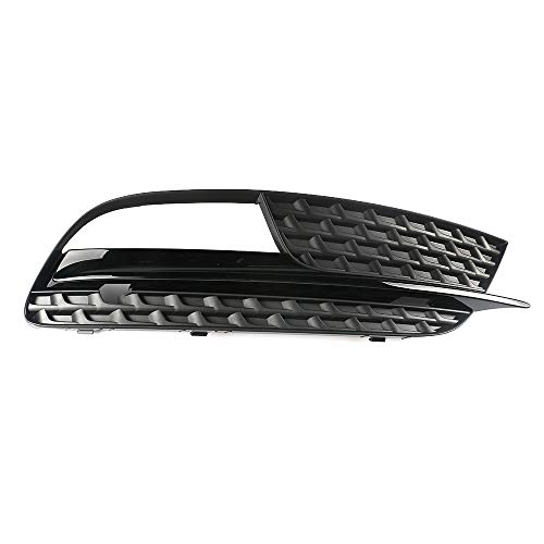 UPSM Front Fog Light Cover Lower Bumper Grille Right Fit for Audi A5 2012-2016 8T0807682H