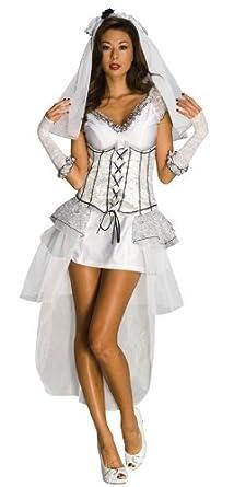 Sexy Gothic Bride Costume