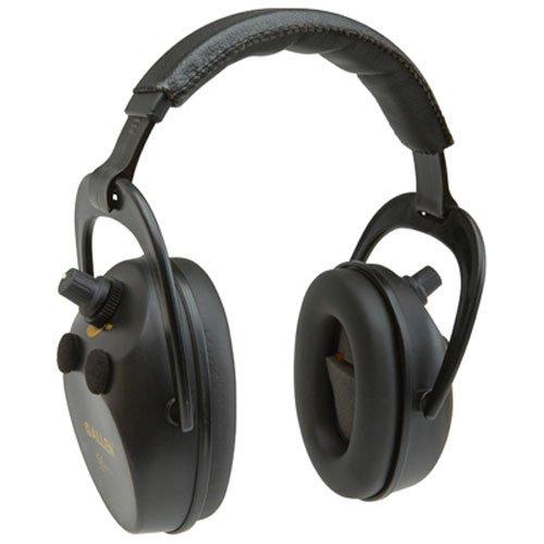 UPC 026509022305, Allen Axion Electronic Shooting Muff, NRR 25 dB, CE EN352