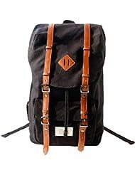 AM LandenUnisex Heavy Duties Backpack Travel Hiking Backpacks Large Size