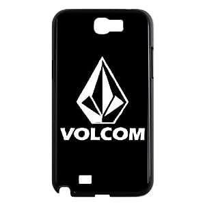 Samsung Galaxy N2 7100 Case Covers Black Volcom K7RI