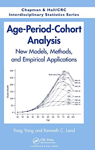 Age-Period-Cohort Analysis: New Models, Methods, and Empirical Applications (Chapman & Hall/CRC Interdisciplinary St