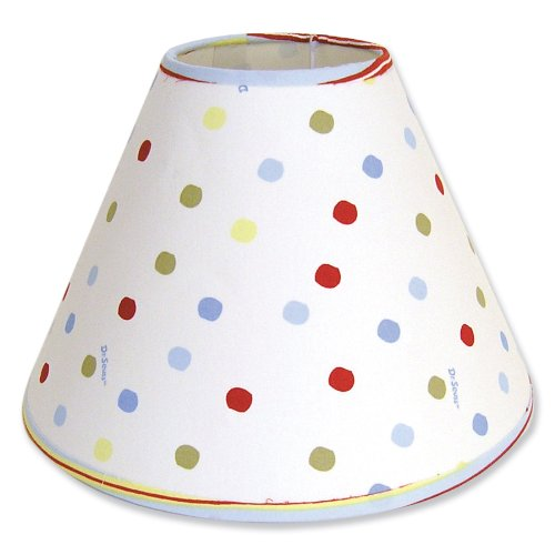 Trend Lab Dr. Seuss Lampshade, One Fish Two Fish, Baby & Kids Zone