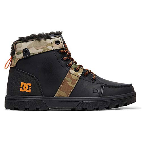 Woodland Boot Shoes Men's Snow Black up Lace Hi Dc Top Kmi S4q8O8