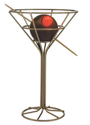 LumiSource Martini Table Lamp, Office Central