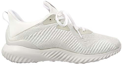 M Off WHITE Alphabounce SILVER Silver Metallic White Adidas Men White OFF FTWR EM WHITE METALLIC FTWR xtw5qRP5